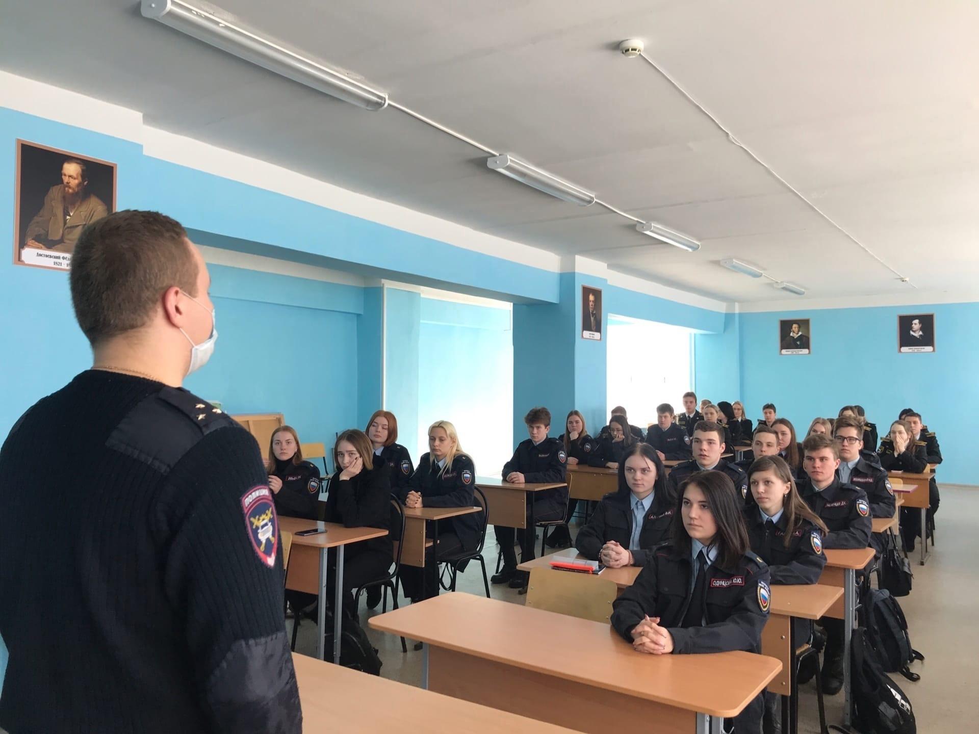 Встреча первокурсников Академия милиции Киров
